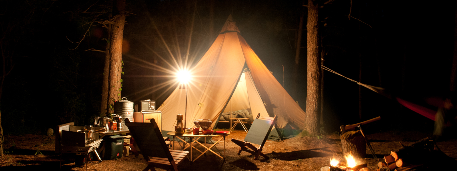 Create New Camping Style