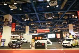 2015 SPOEX (스포엑스 박람회)쌍용자동차 전시
