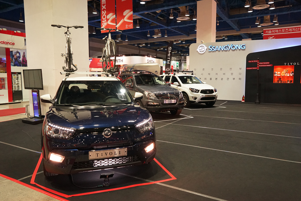 SSANGYONG   X  CAMP CHANNEL